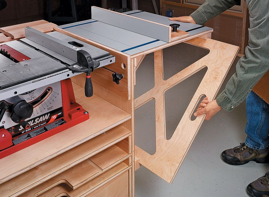 diagram Table saw, Diy table saw, Table saw station
