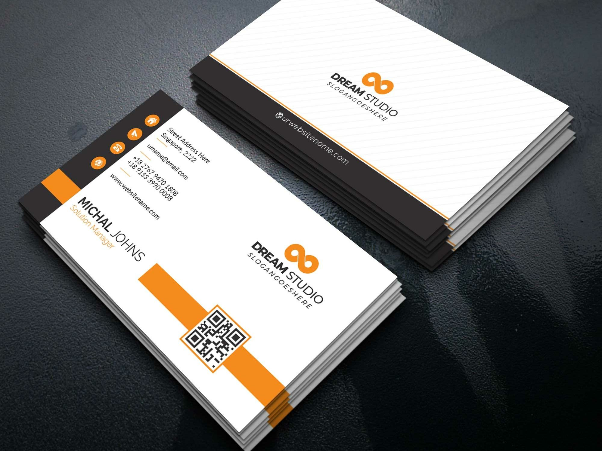 Free Business Card Template Free Business Card Templates Visiting Card Design Printing Business Cards