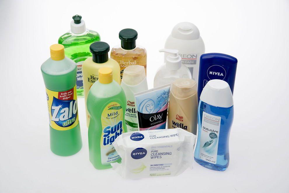 <p>STERKT ALLERGIFREMKALLENDE: Alle disse produktene inneholder et som bekymrer EU og myndighetene: MI.<br/></p>