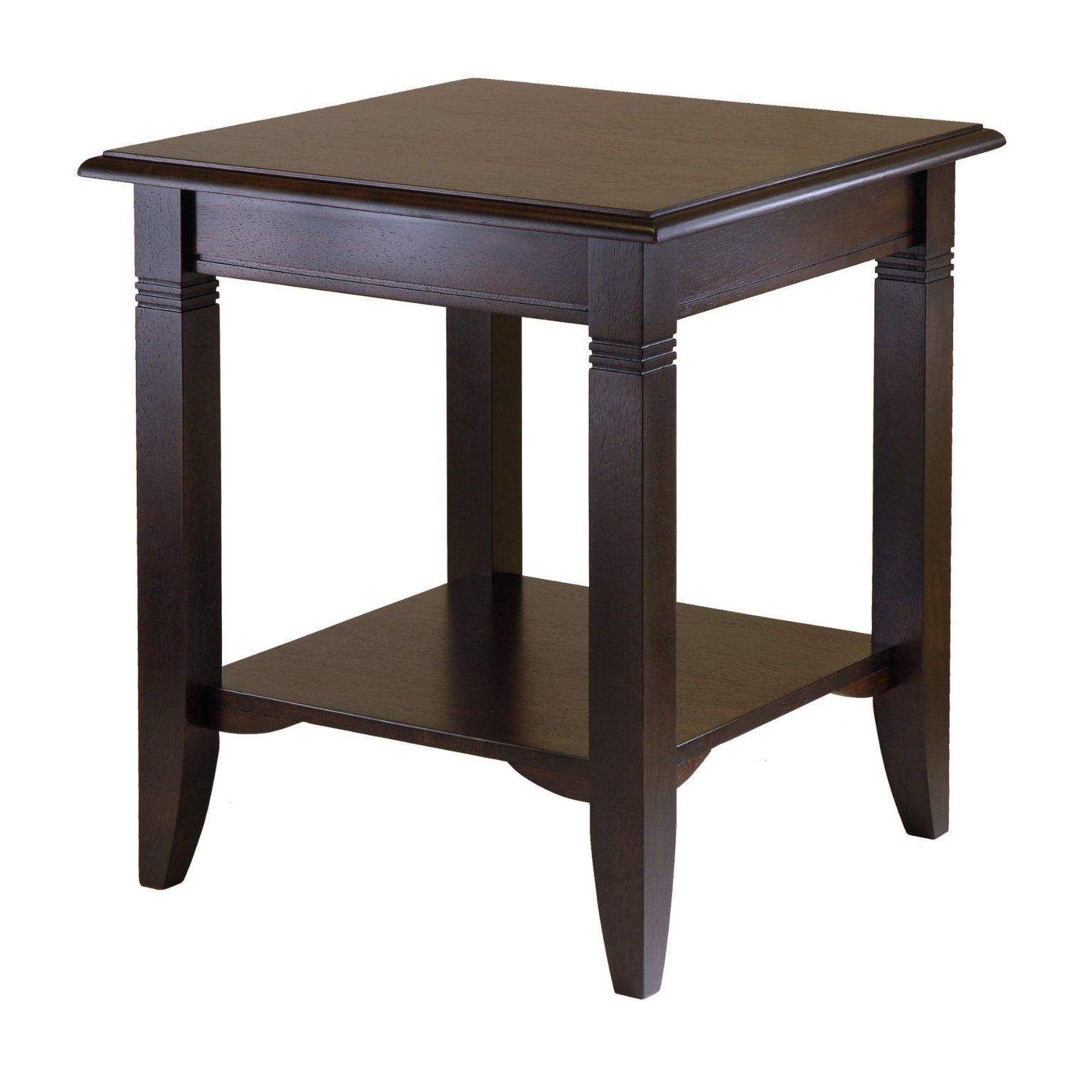 $69. Amazon.com: Winsome Wood Nolan End Table: Kitchen & Dining ...