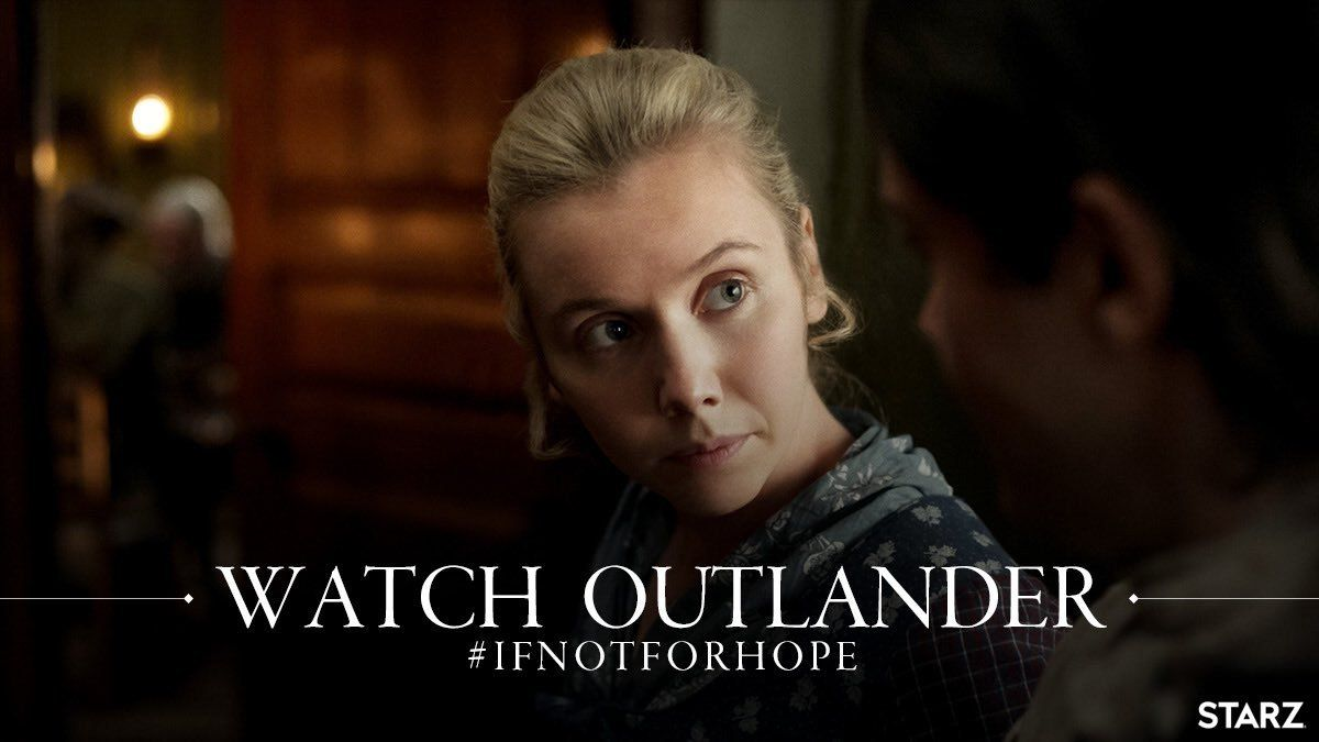 Major Spoiler Promo Stills For Episode 4 11 Of Outlander If Not For Hope Outlander Online Outlander Outlander Novel Watch Outlander