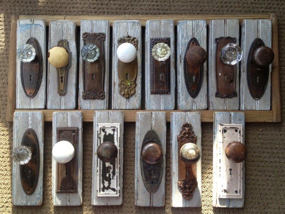 Download Best Handmade Salvaged Door Knob Hooks For Vintage French Interior Doors Knobs Design