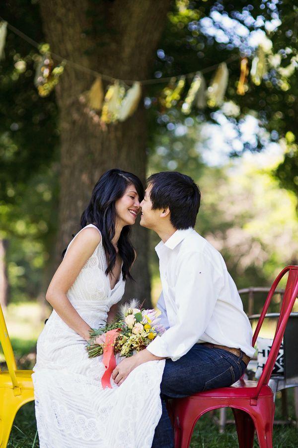 Laid-Back Oklahoma Wedding Inspiration