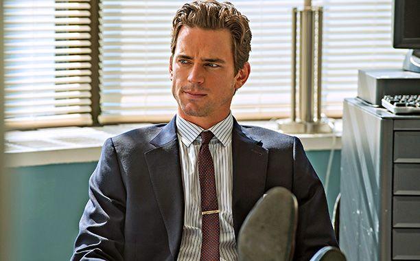 'White Collar' boss talks show's final season — and Matt Bomer's role in the finale   EW.com