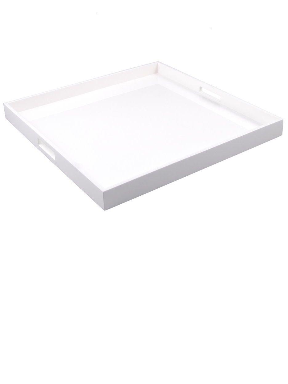 white wooden tray white tray wood tray