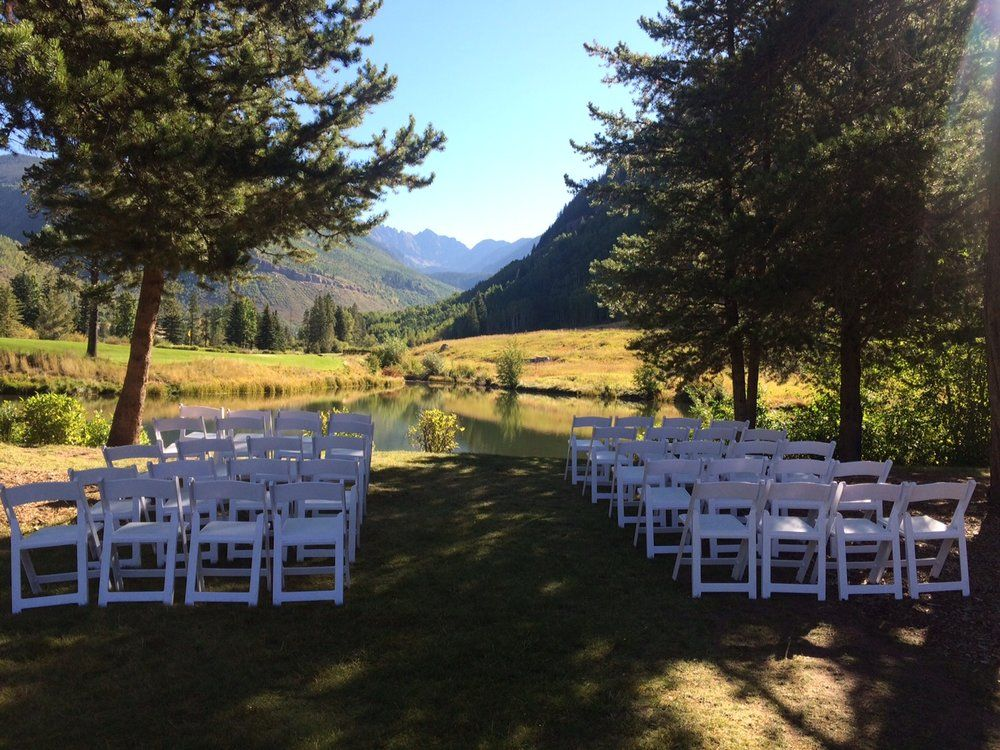 Image result for vail golf and nordic wedding island