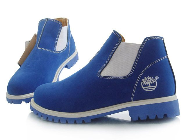 Timberland Chukka With Blue Boots For Men