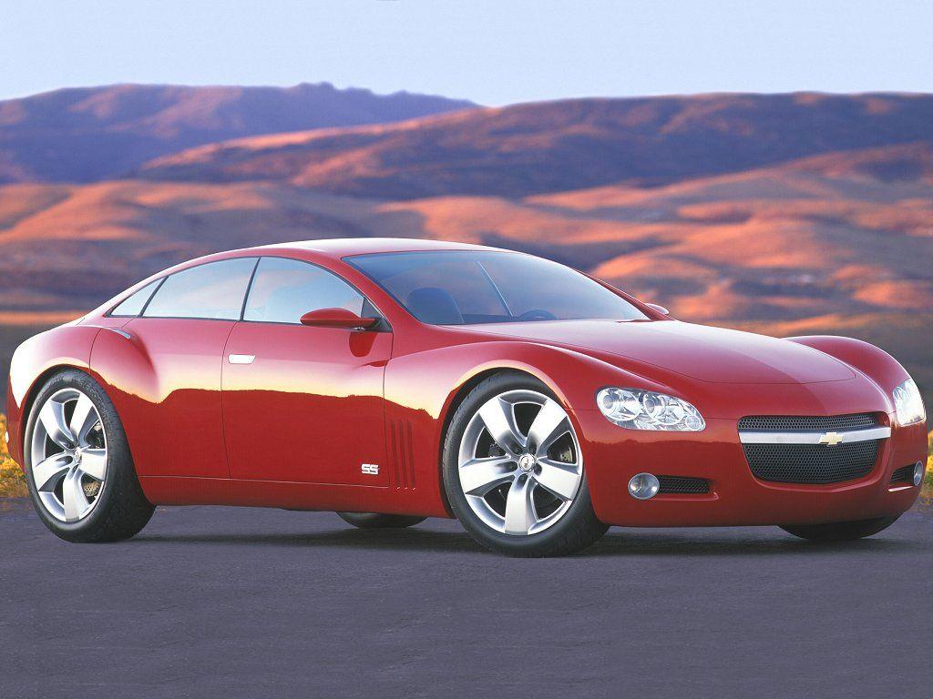 Chevrolet ss concept car 2003
