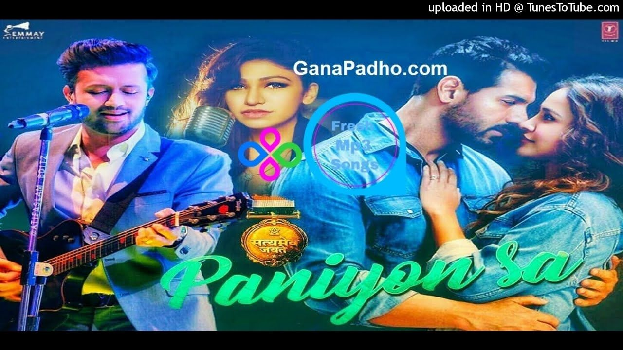 Pin On Paniyon Sa Mp3 Song Download Satyameva Jayate Tulsi Kumar Atif Aslam Fresh Mp3 Songs