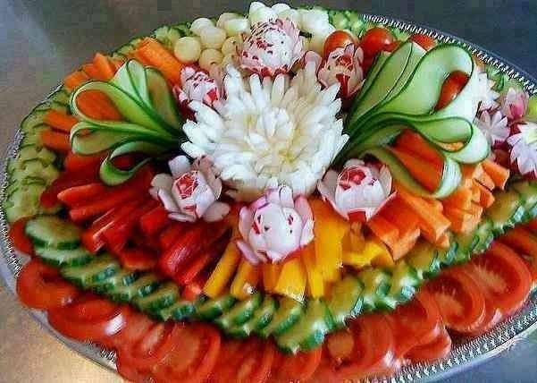 45+ Salate fuer party buffet ideen