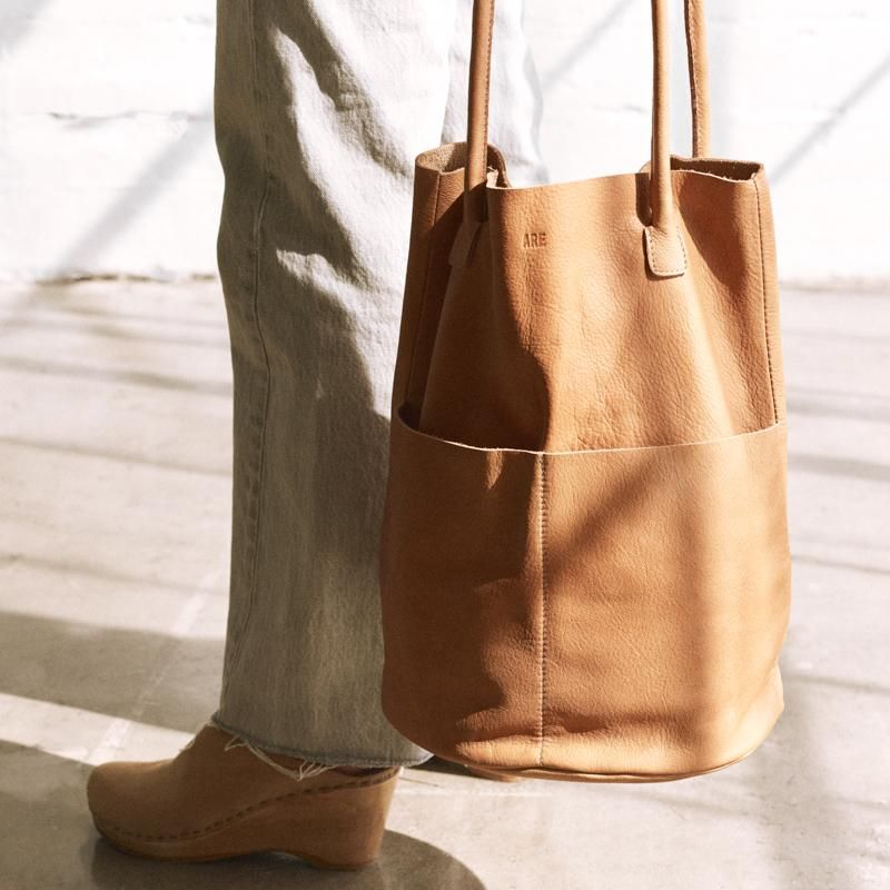 b740a57e7749 Are Studio Barrel Bag in Sand at General Store   General Store ...