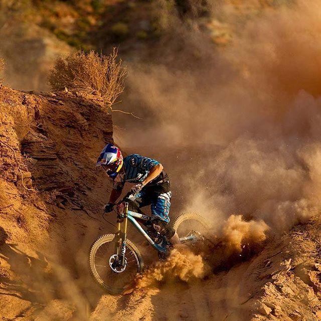 Downhill Wallpaper: Kicking Up Some Dust..! #mtb #mountainbiking #mtblife