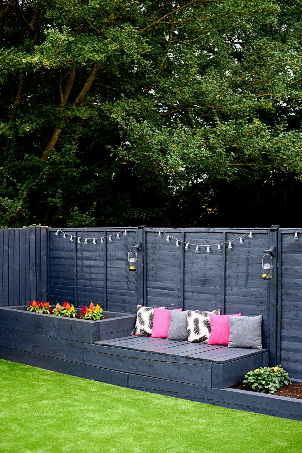 A Garden Makeover (Our Old Home)  Mummy Daddy Me is part of  -