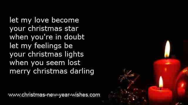 Lovely Christmas Quotes Boyfriend