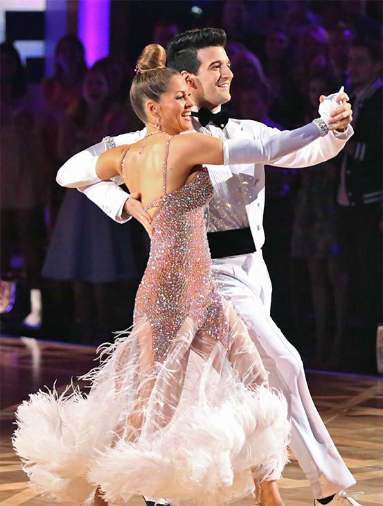 Candace Cameron Bure And Mark Ballas Dance The Quickstep On Dwts Week 10 5 19 14