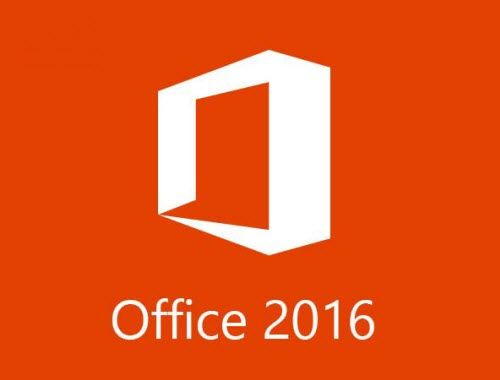 Microsoft Office 2016 official simplified Chinese version of the