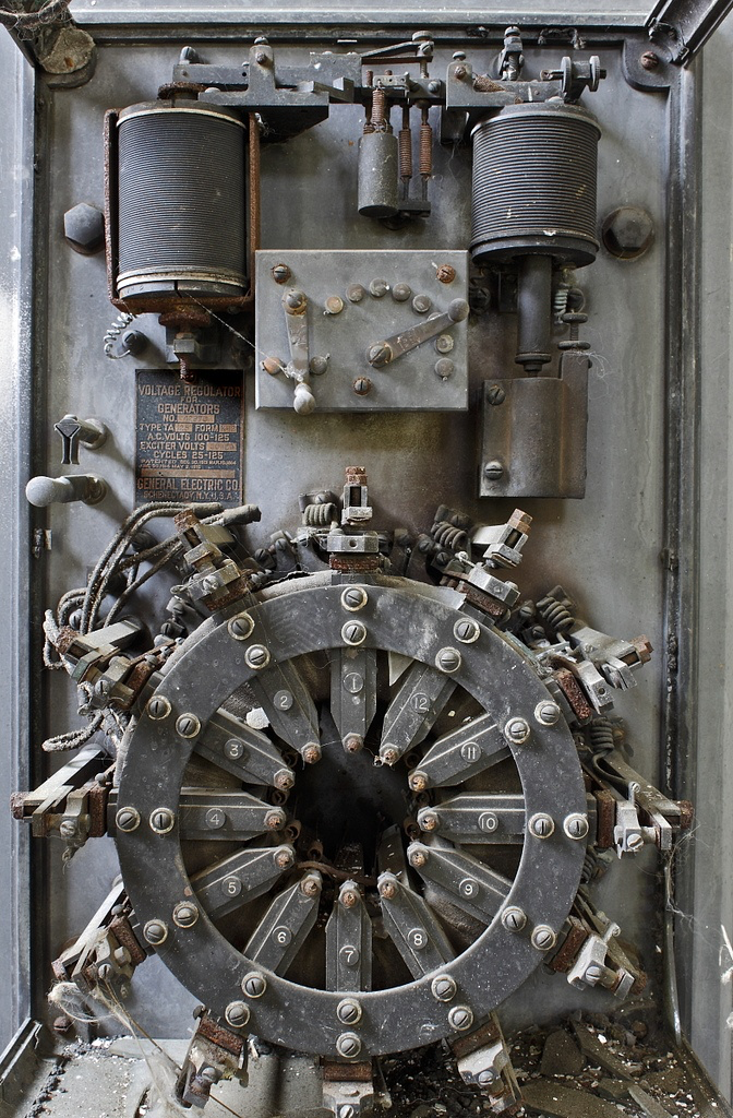 Engine Room Layout: Mechanical Design, Industrial