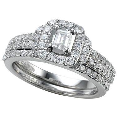 Catholic wedding ring sets