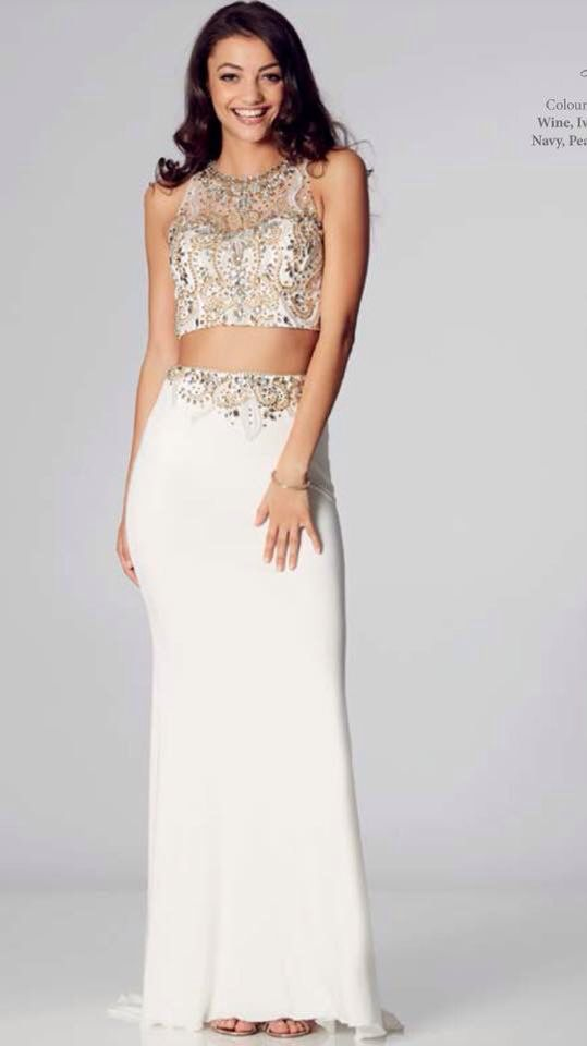 Lorena By Tiffany Ivory Prom Dress Available At Bridal Oasis