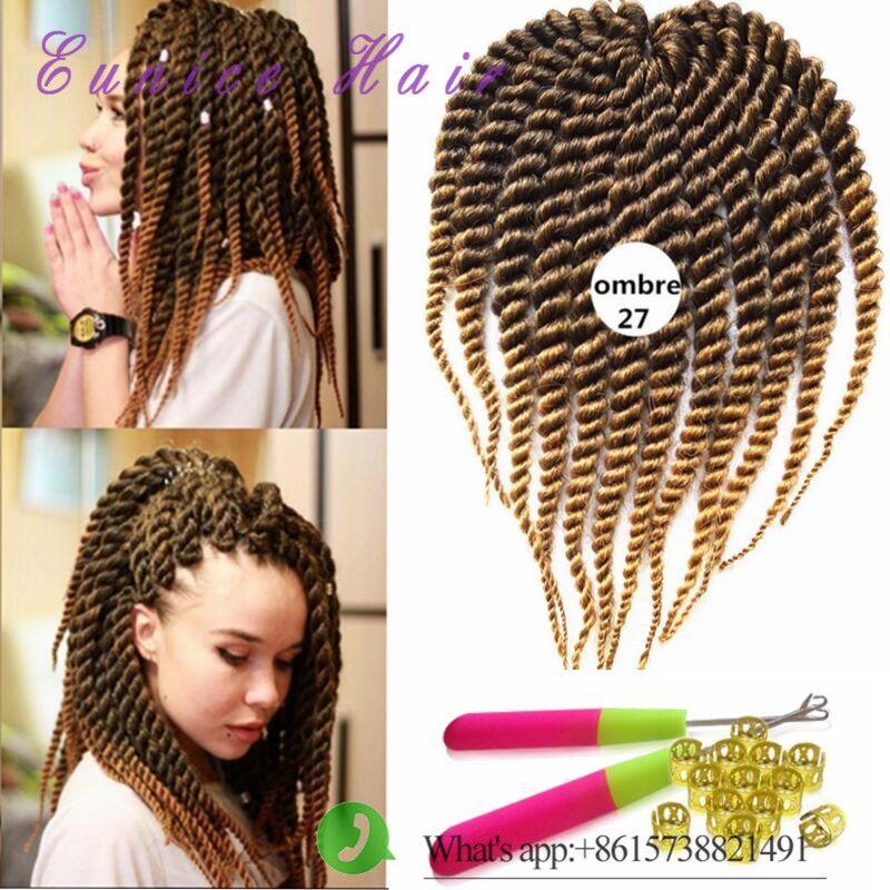 Havana mambo twist european hair for braiding 121824inch crochet 2x havna mambo twist crochet braids hair extensions synthetic braiding haisr box braids kinky pmusecretfo Gallery