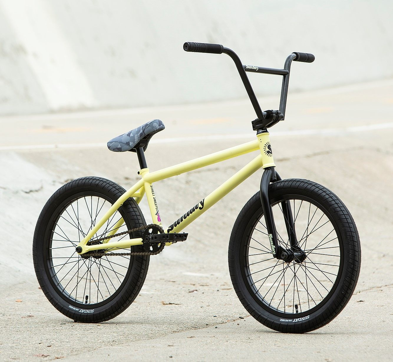 Details about 2020 SUNDAY BIKE BMX STREET SWEEPER 20 ...