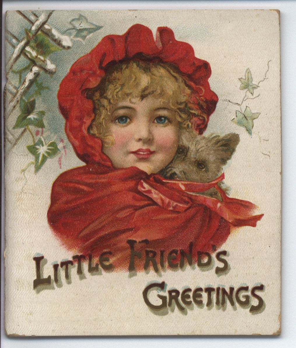 Little Friends Greetings 1 My Favorite Christmas And New Year