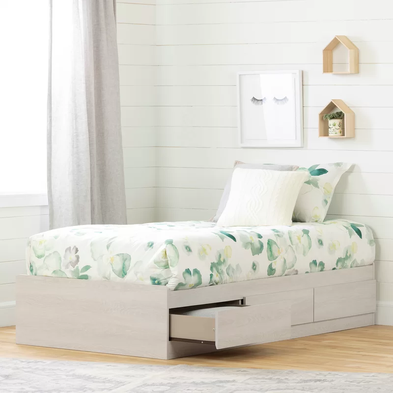Fynn Twin Mate's & Captain's Bed with Drawers Bed with