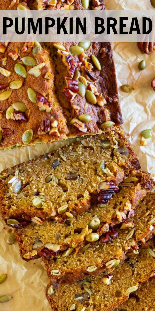 Easy Pumpkin Bread Recipe - Simply Home Cooked