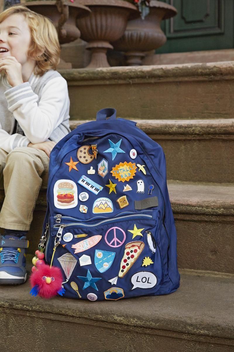Baby Girl Boy School Nursery Bag GIFT PERSONALISED NAME CHILDREN/'S RUCKSACK BAG