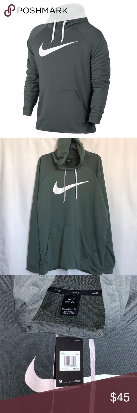 Men S Nike Dri Fit Pullover Swish Hoodie Nike Dri Fit Hoodies Nike [ 1740 x 580 Pixel ]