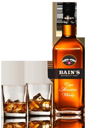 Bain's Cape Mountain Whisky. South African single #Grain #Whisky