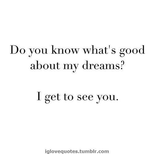 Lo sueños me hacen Feliz.