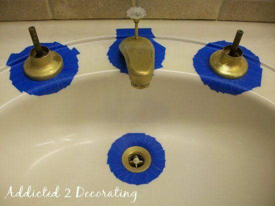 Brass Vanity Light Bathroom