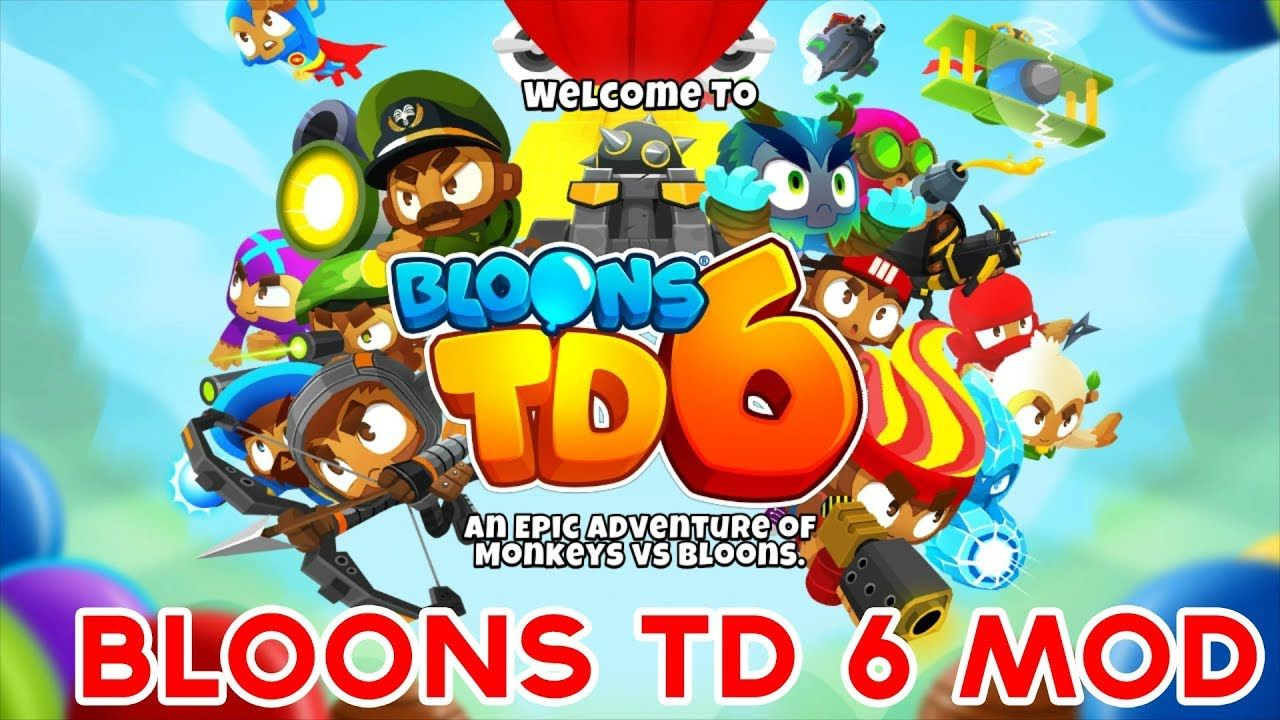 Bloons TD 6 Mod APK - Free Shopping, All Unlocked | Android