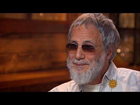 Yusuf Islam, formerly known as Cat Stevens, returns to music - YouTube