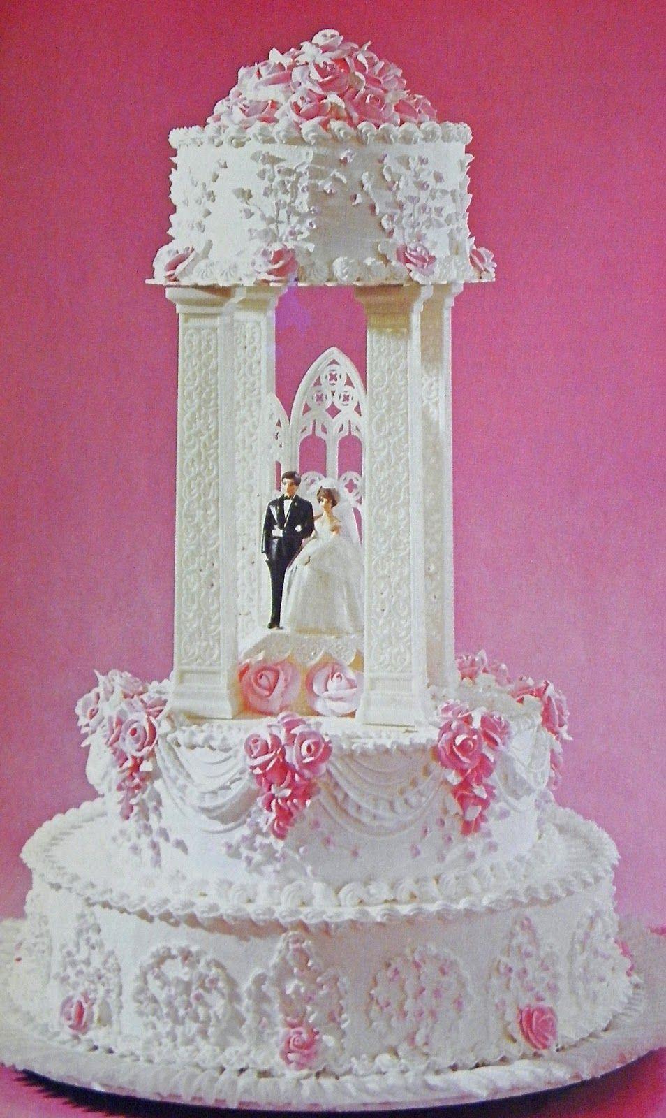 Good Things by David: Vintage Wilton Wedding Cakes | Vintage Food ...