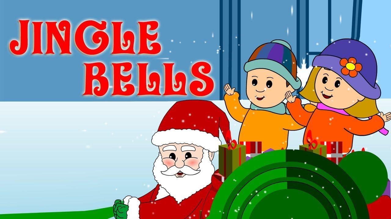 Jingle Bells Christmas Song Playlist Childrens Christmas Songs Kids Songs Christmas Song