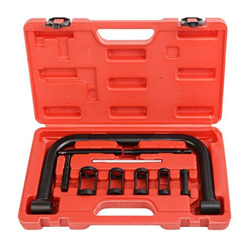 Valve Clamps Spring Compressor Automotive Tool Set Repair Tool Car Motorcycle Check Out The Image By Visi Car For Teens Automotive Tools Car Tools
