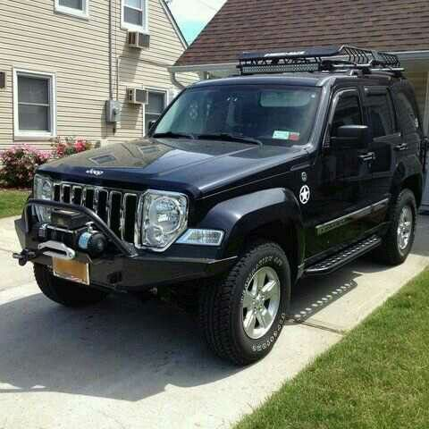 Pin By Elsie On Jeep Jeep Liberty Lifted Jeep Cherokee Bumpers Jeep Liberty