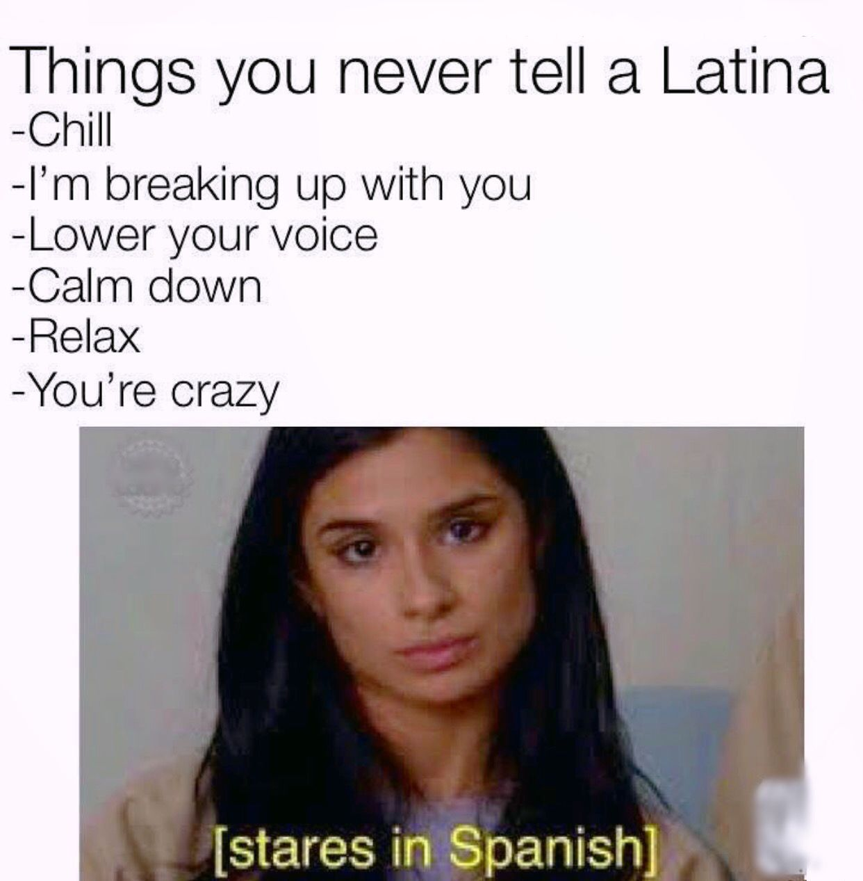 Latino korean