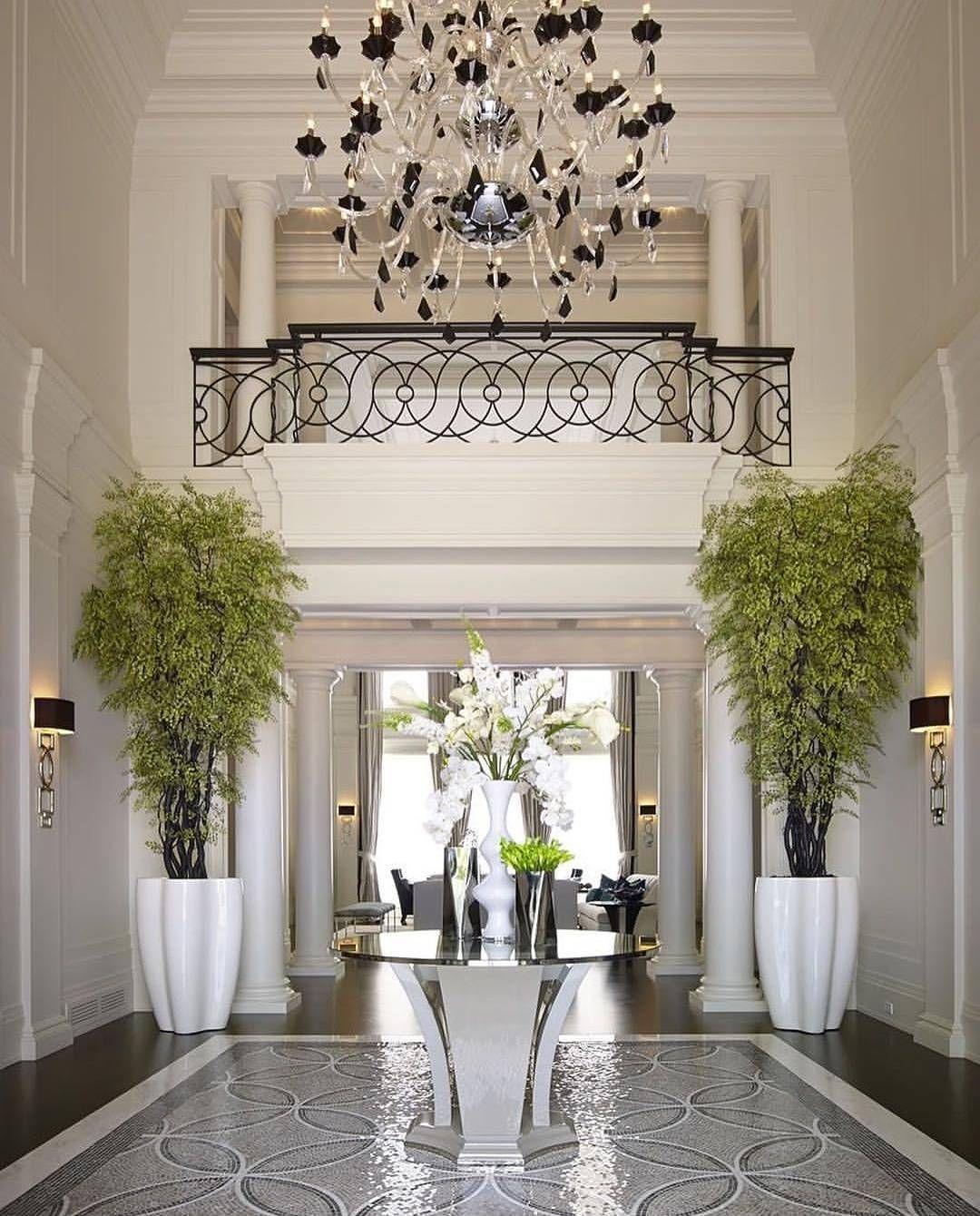 Everything lc home mansions homes luxury decor interior room also design elegante decoracion de unas ideas rh co pinterest