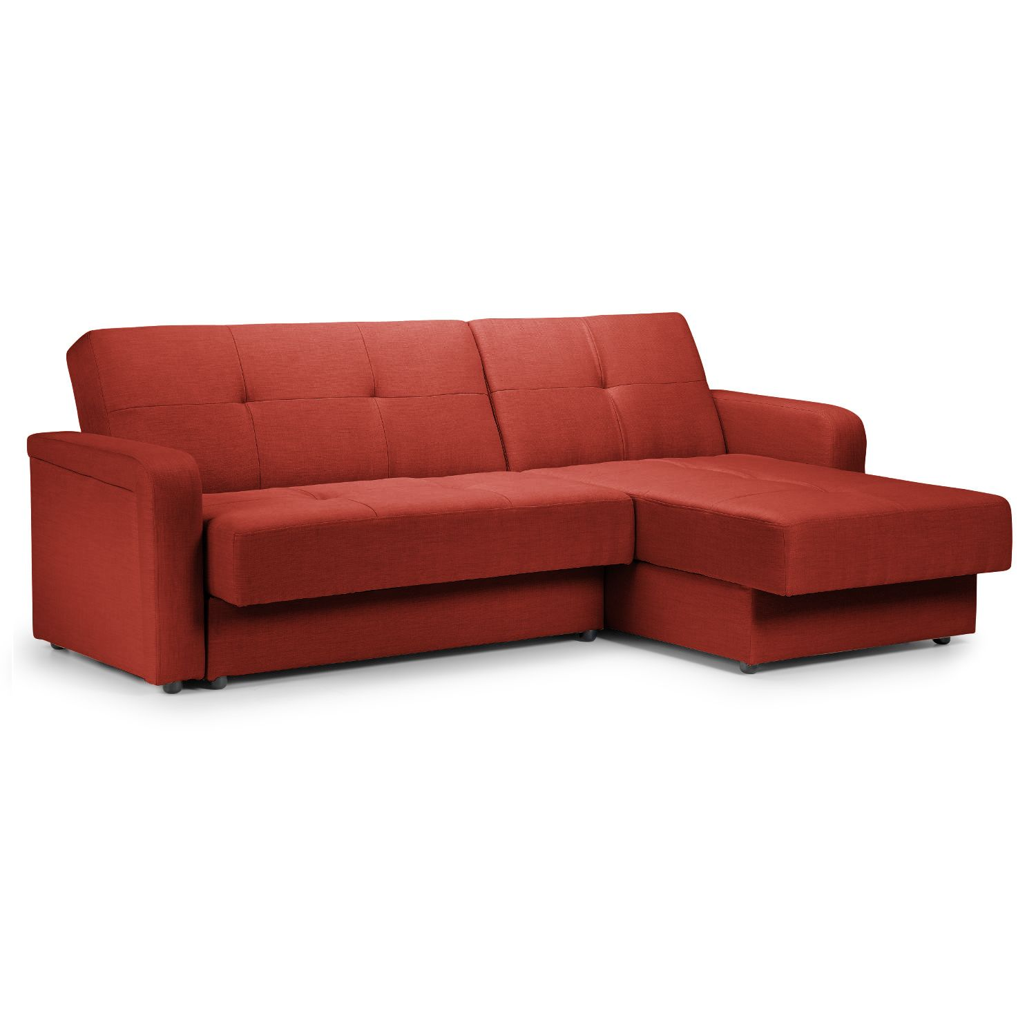 Florida Fabric Corner Sofa Bed Next Day Delivery From Worlds