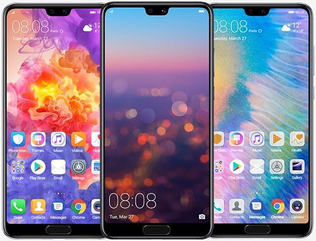 Huawei launches stunning triplecamera P20 Pro smartphone