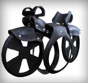 Motorcycle Tire Swing #tireswing
