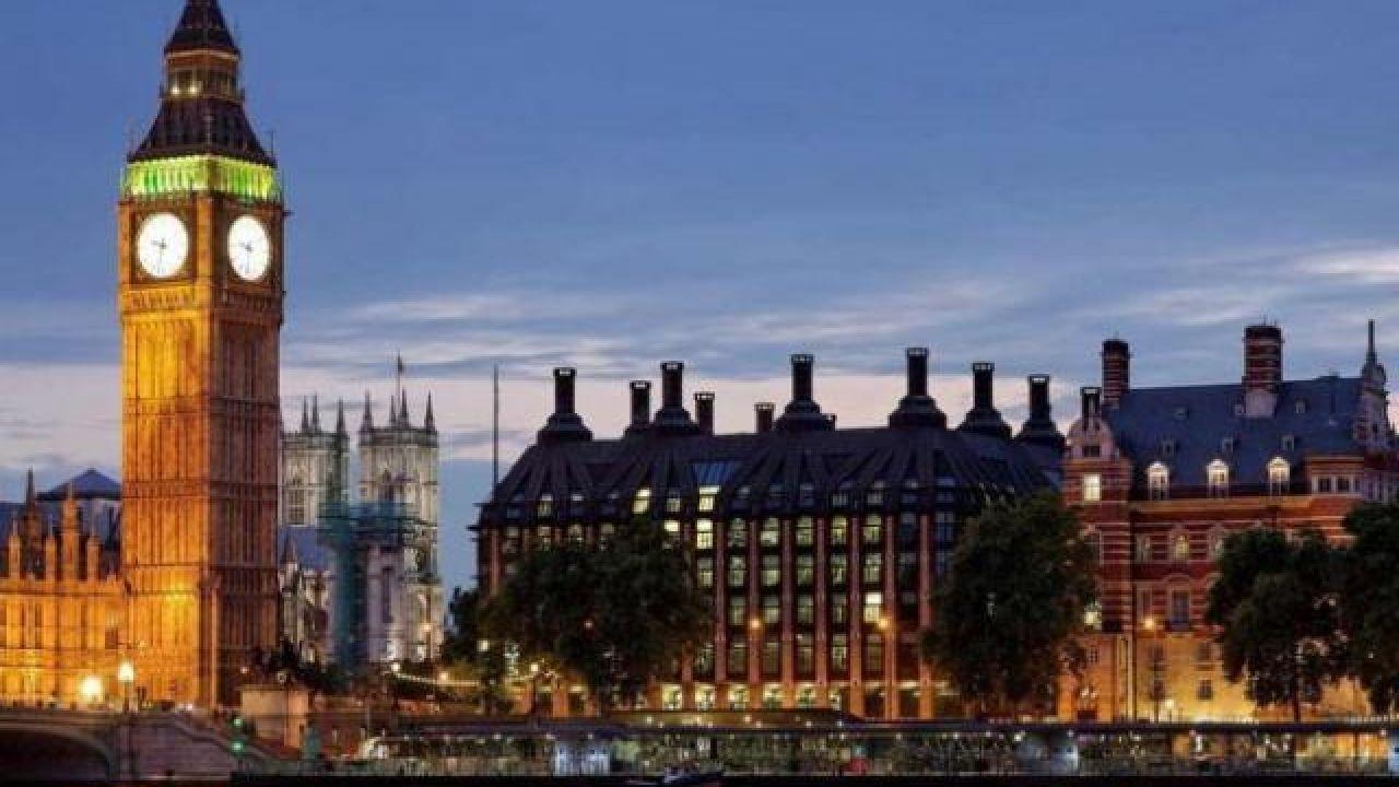 أين تقع لندن على الخريطة London Landmarks Big Ben