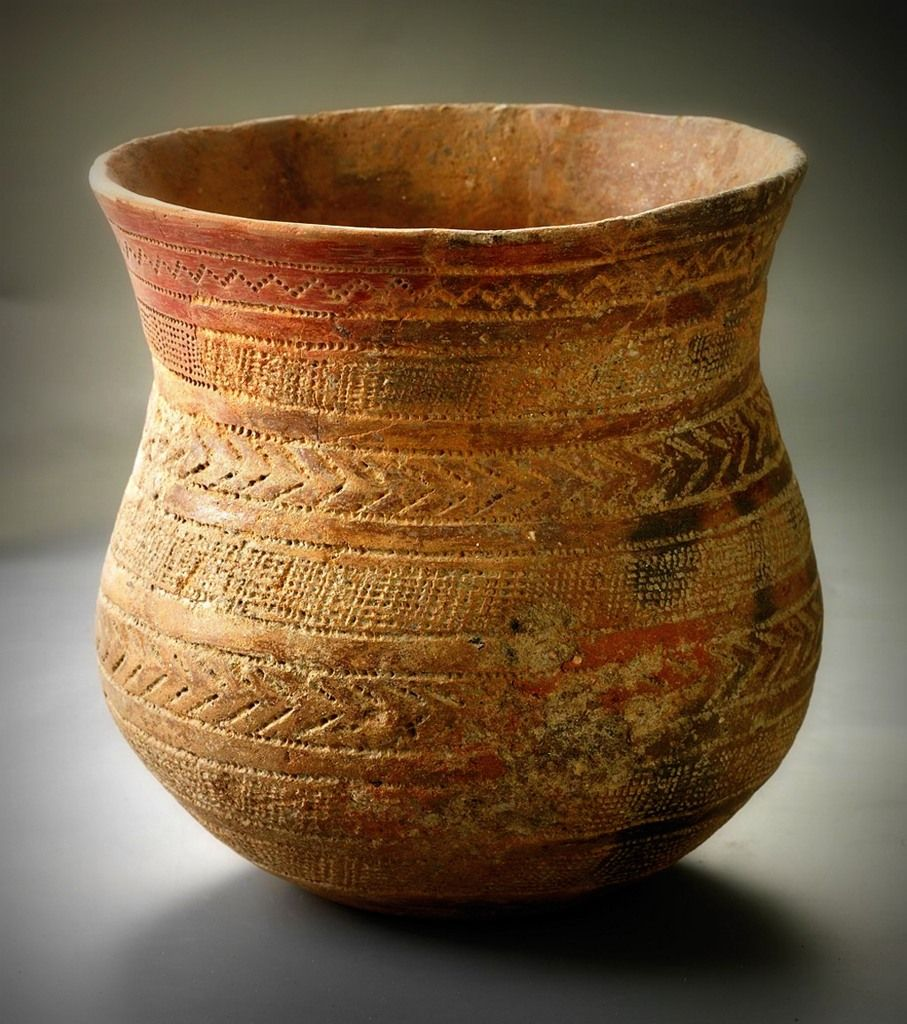 The Beaker People C 2500 B C 1700 B C Curious Ireland African Pottery Ancient Pottery Bronze Age