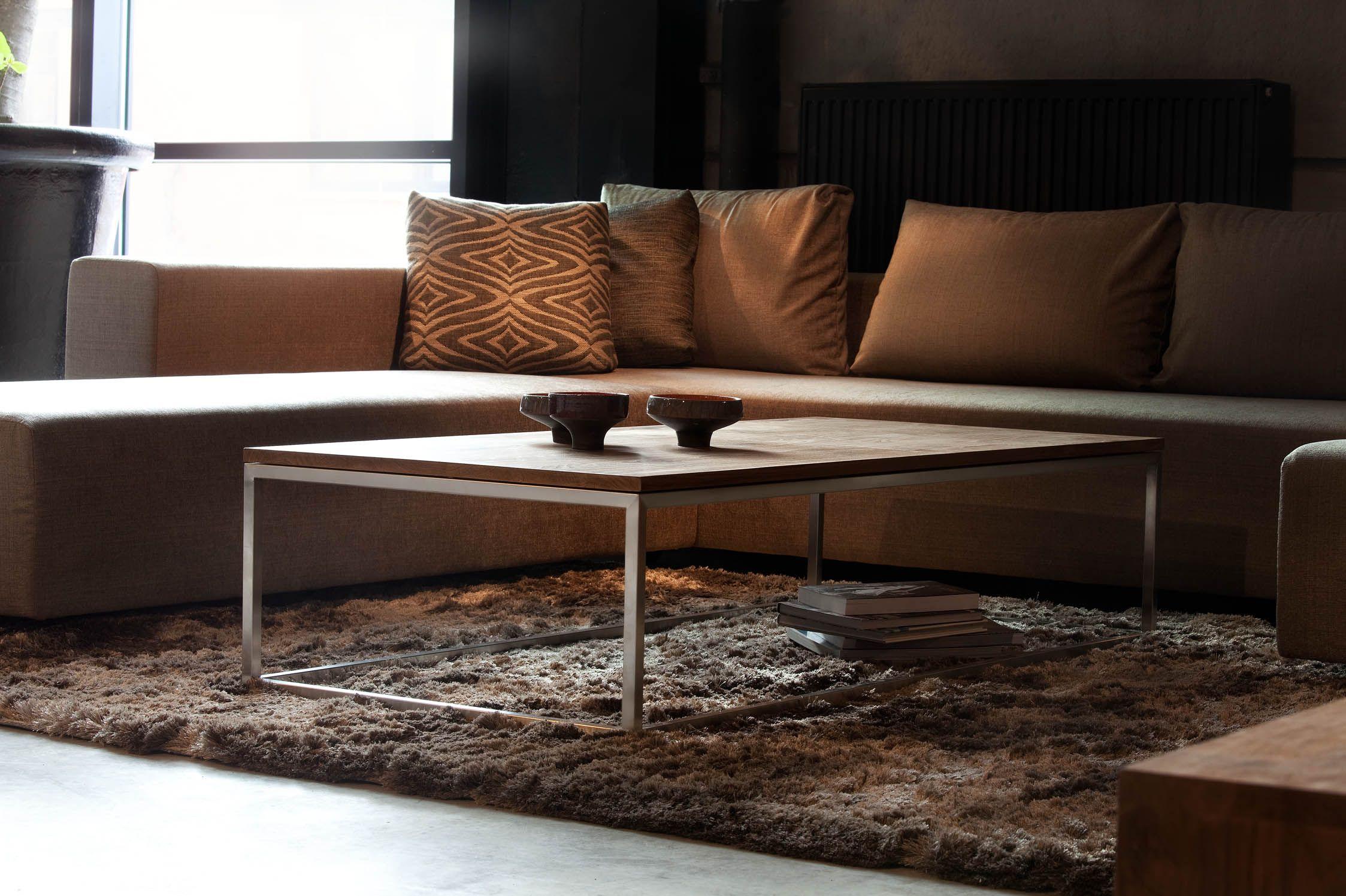 Thin Salontafel Ethnicraft : Ethnicraft essential coffee table furniture