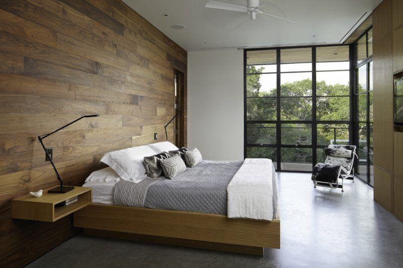AuBergewohnlich 20 Faszinierende Ideen Für Holz Wandverkleidung