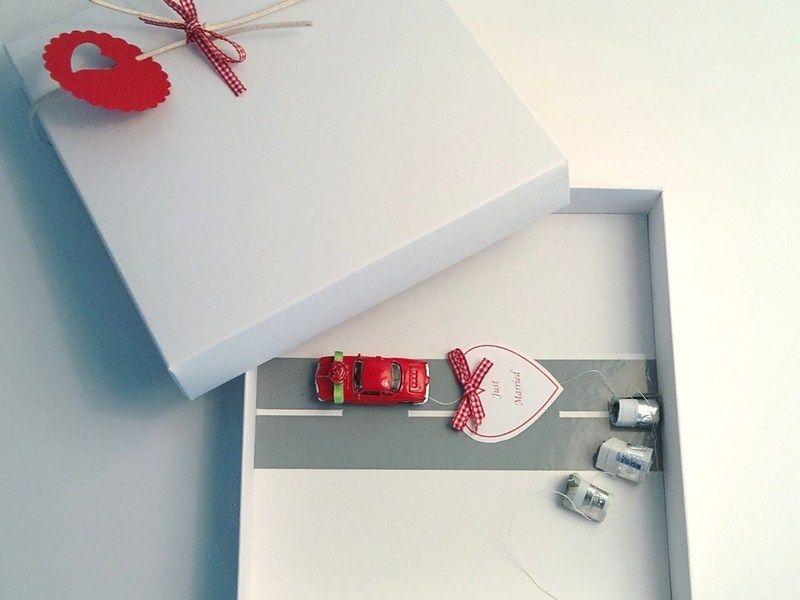 Geldgeschenk Hochzeit Auto Origami Billetes Pinterest Hochzeit