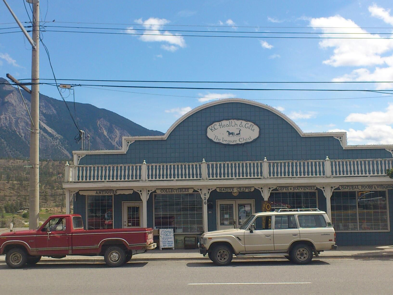 Lillooet (BC) Canada  city pictures gallery : 301 Moved Permanently
